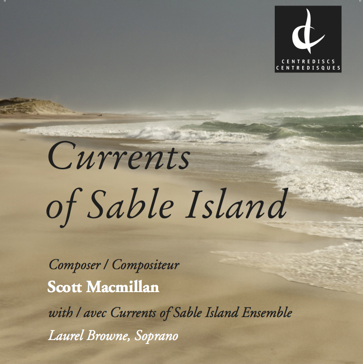Currents of Sable Cover