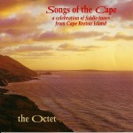 Songs of the Cape CD cover