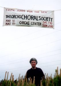 Scott in the Orchas